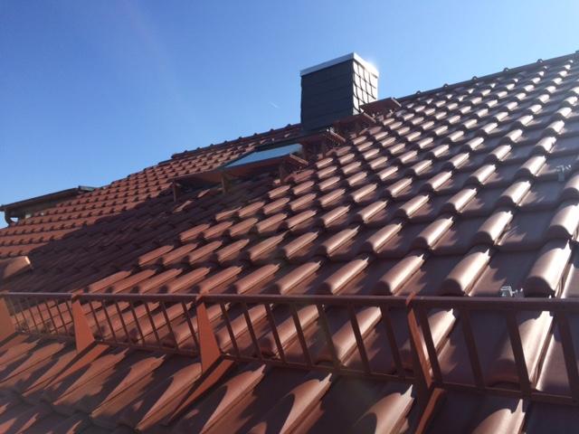Dach in Nieder-Erlenbach