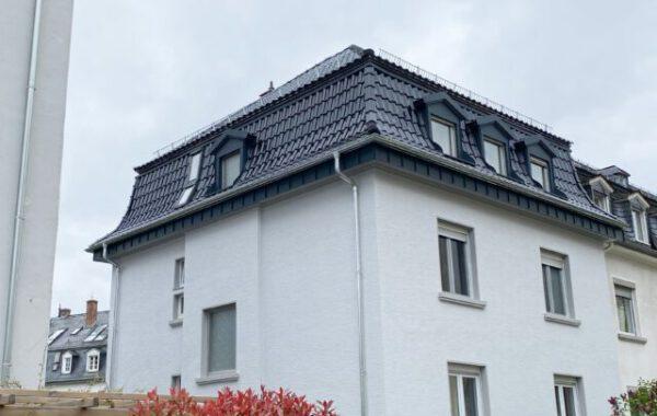 Dach in Frankfurt